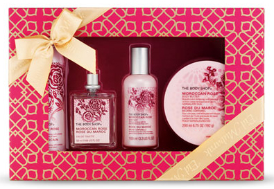 Eid gifts ananyas top 5 ways to express your love and true body shop eid gift box negle Images