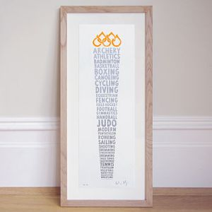 Olympic Torch artwork