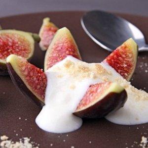 Spiced Fig dish