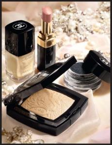 Chanel Bombay Express make up