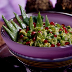 Pomegranate Guacamole, Jewish New Year, Rosh Hashanah