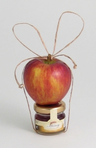 Apple Honey, Jewish New Year, Giftwrap