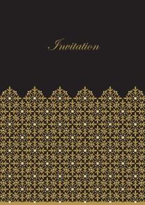 Wedding invitation, Ananya