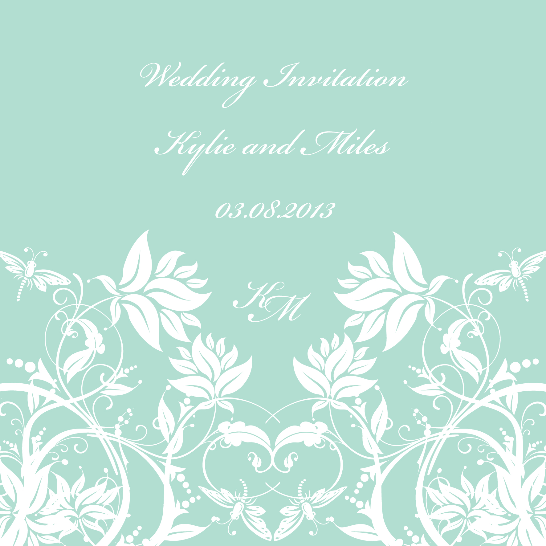 Wedding Invitation Backgrounds: Wedding Stationery Trends For 2013