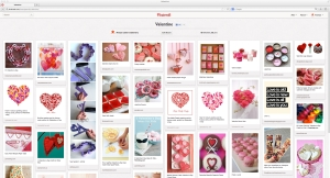 valentine ideas with hearts, cookies, crafts and flowers