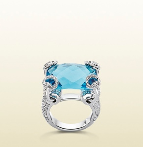 Horsebit ring by Gucci