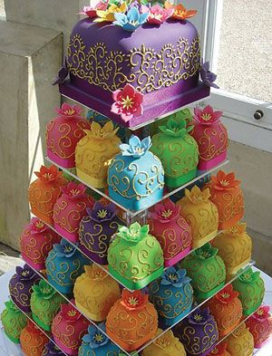 Cakes for Eid