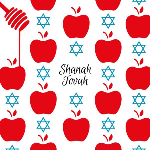 A happy and a sweet new year rosh hashanah wishes ananya blog jewish new year greeting card m4hsunfo